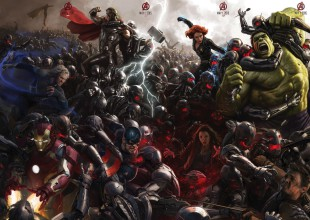 Trailer 'Avengers: Age of Ultron'.