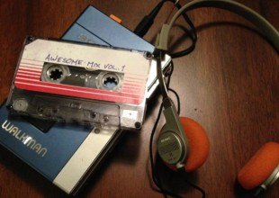 Soundtrack de 'Guardians of the Galaxy' estará disponible en Cassette.