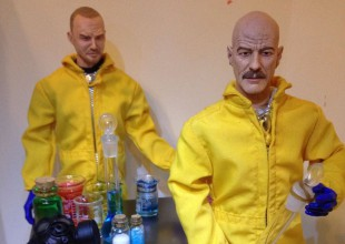 No más figuras de 'Breaking Bad'.