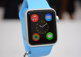 Apple Watch, a la venta a principios del año entrante.