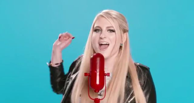 Meghan Trainor estrena video