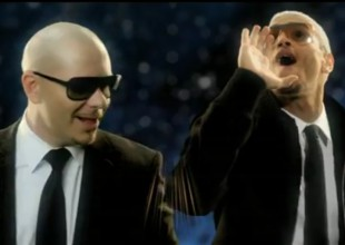 Pitbull y Chris Brown