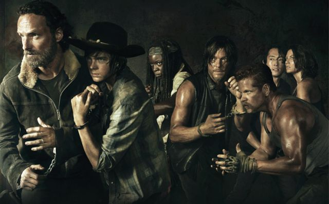 The Walking Dead presenta adelanto
