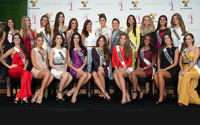 Comienza la recta final de Miss Universo 2015