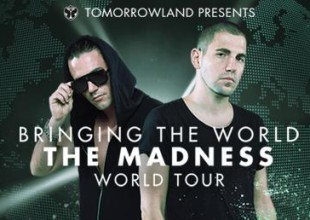 Dimitri Vegas & Like Mike Bringing The World The Madness