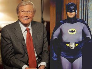 Adam West volverá a ser Batman