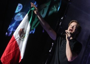 Imagine Dragons muy mexicanos