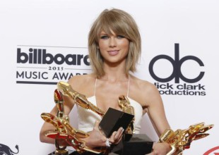 Taylor Swift además de llevarse los Billboard, estrena video