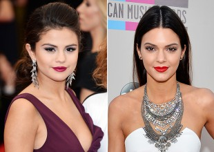 ¿Selena Gomez y Kendall Jenner harán las pases?