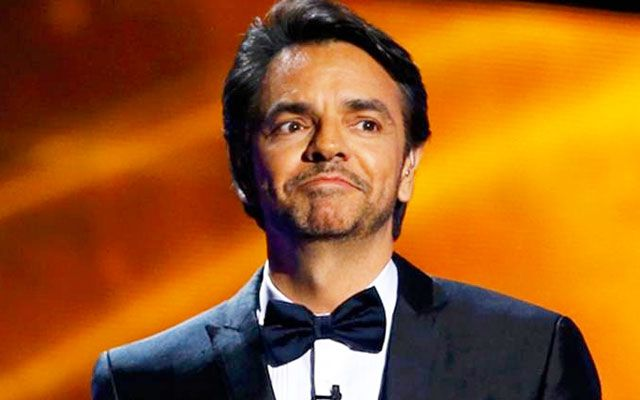 ¡Eugenio Derbez se burla de Donald Trump!