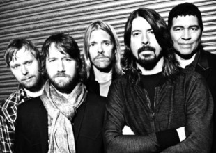 Foo Fighters rinde tributo a Led Zeppelin