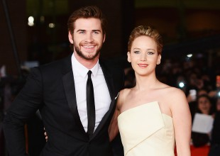 Jennifer Lawrence y Liam Hemsworth ¿novios?