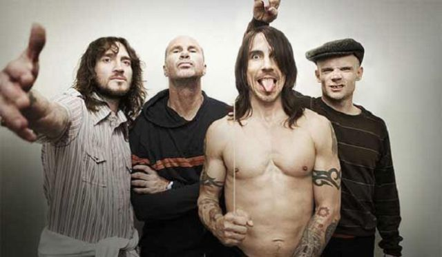 Los Red Hot Chili Peppers hacen cover de Jimi Hendrix
