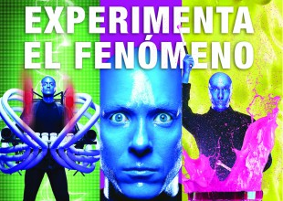 BLUE MAN GROUP regresa a México