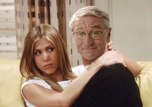 Robert De Niro y Jennifer Aniston juntos en The Comedian