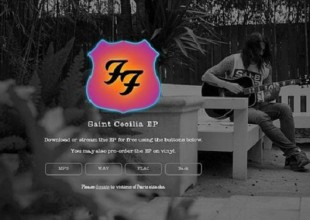Los Foo Fighters lanza EP