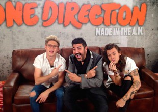 One Direction en México y los entrevistamos!