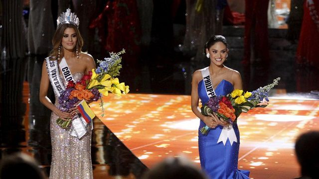 Epic fail Miss Universo