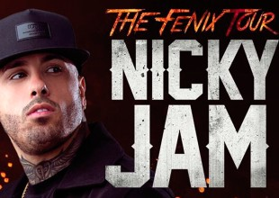 "Nicky Jam anuncia: ""The Fenix Tour: Nicky Jam"""