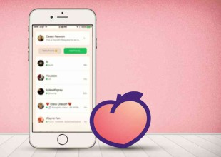 ¡Peach es lo In en Apps!