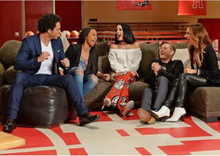 ¡Elenco de High School Musical se reúne!