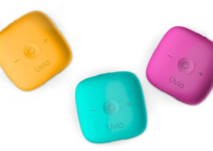 Livia, un wearable que elimina el dolor menstrual