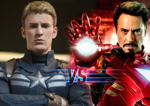 Team Cap VS Team Ironman