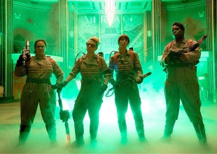 Ghostbusters no estrenará en China