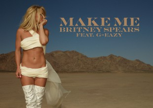 "Britney Spears lanza ""Make me"" ft. G-Eazy"