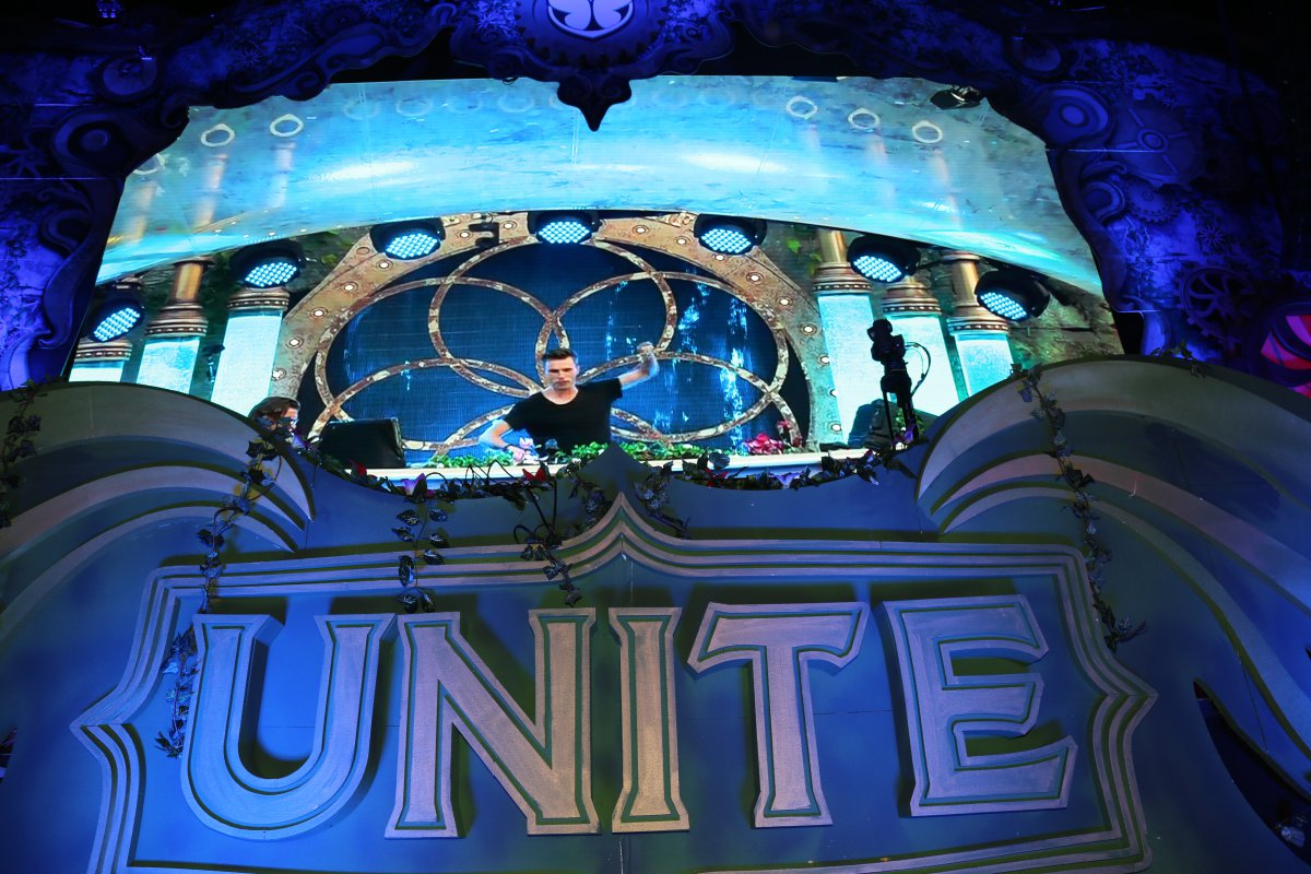 Así se vivió UNITE: The mirror to Tomorrowland