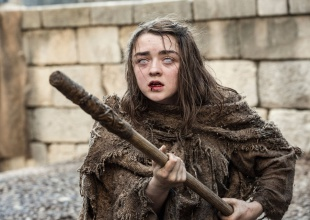 Arya Stark sí está feliz por el final de Game Of Thrones