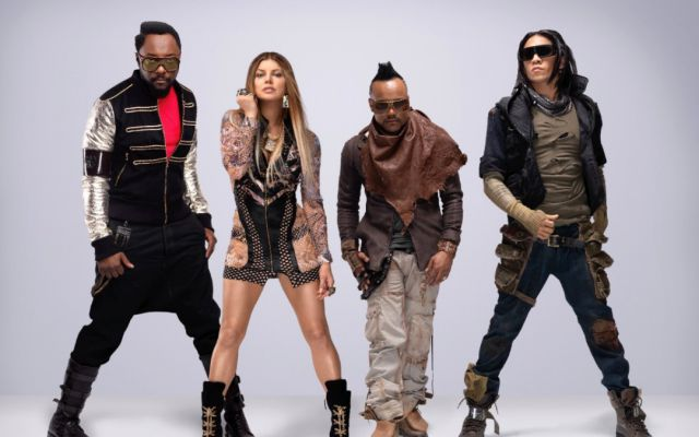 Black Eyed Peas regresa (Video)