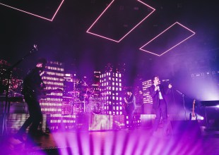 The 1975 impactaron el día dos del Apple Music Festival