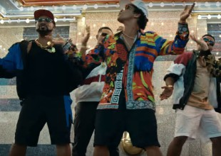 Bruno Mars estrena sencillo y video musical