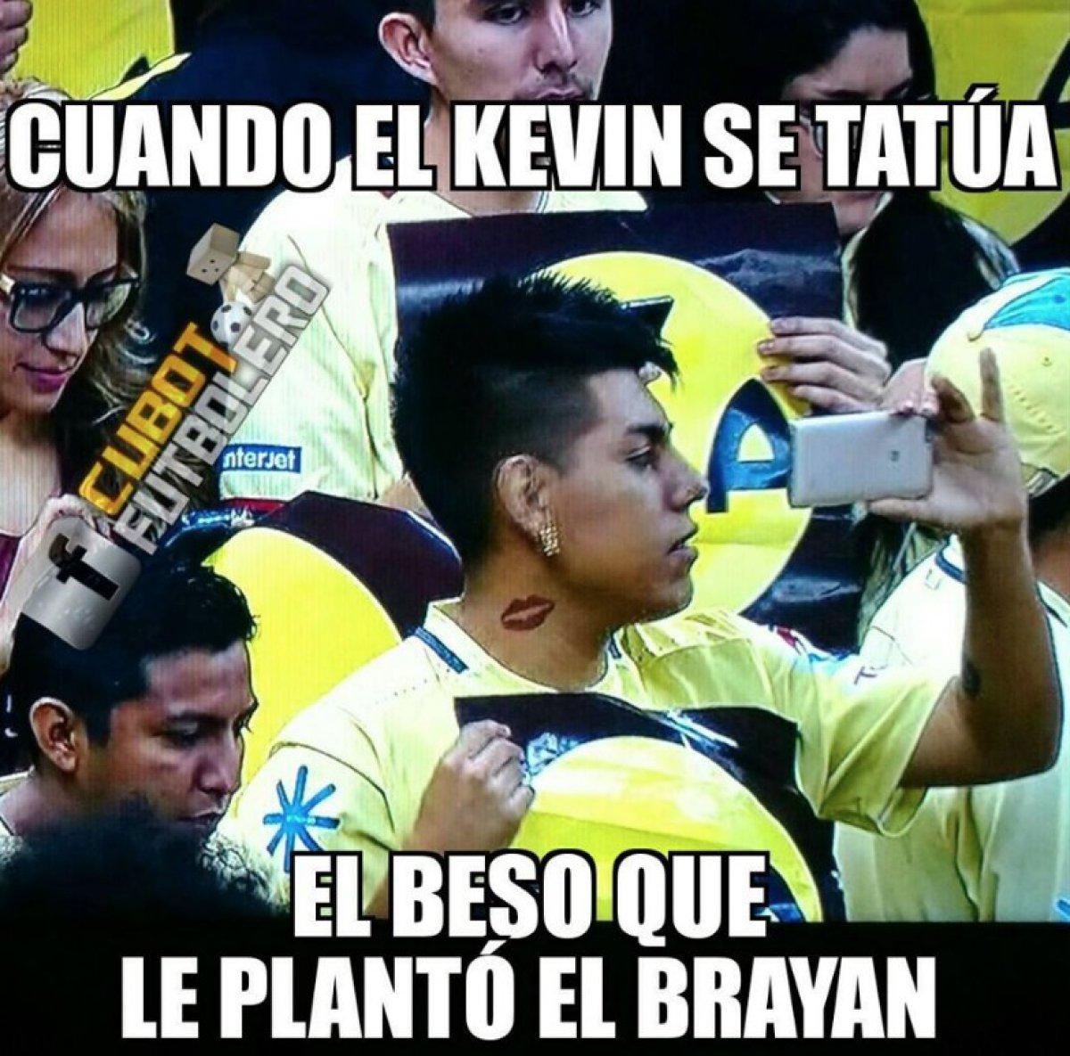 Memes Del America Alas Chivas