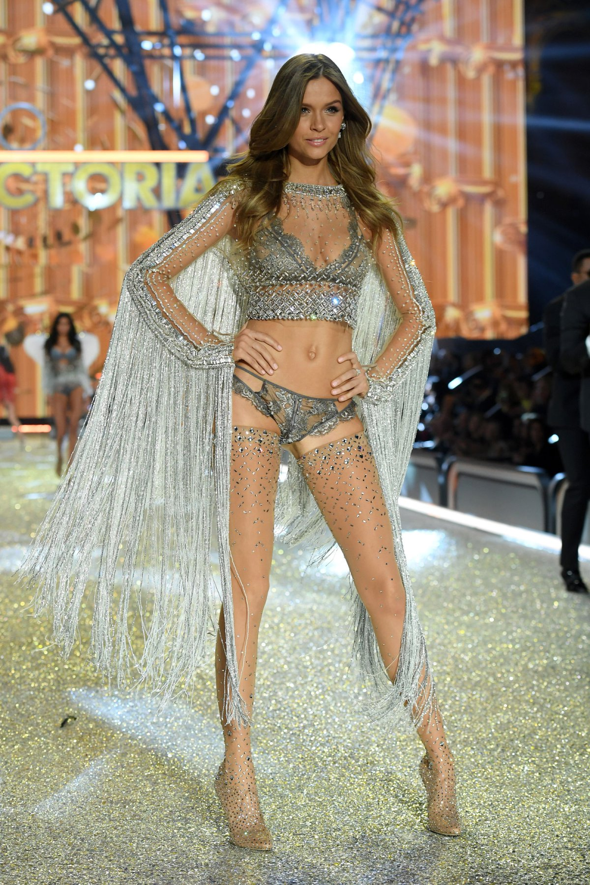 Lo más hot del Victoria's Secret Fashion Show 2016