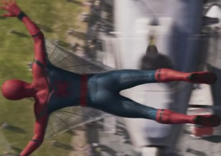 "Primer Teaser de ""Spider-Man Homecoming"""