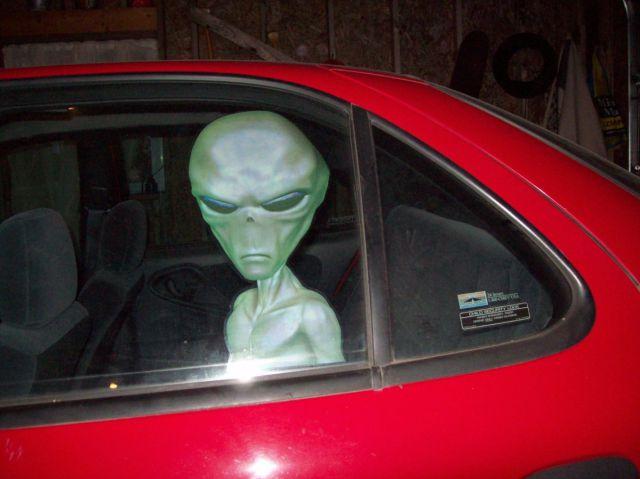 Aliens Estraterrestre Autom 243 Vil Vende Auto