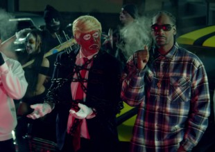Snoop Dogg le dispara a Trump en nuevo videoclip