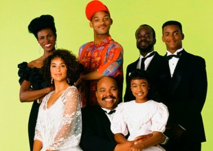 "Así luce el elenco de ""The Fresh Prince of Bel-Air"""