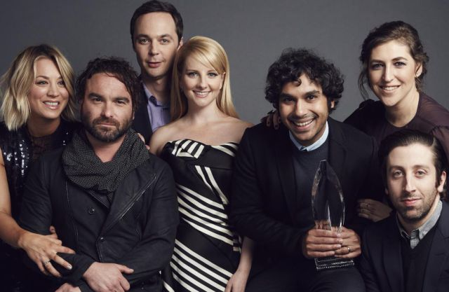 Actor de The Big Bang Theory se casa con su novio