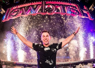 Hardwell le apuesta al Future Bass con 'Creatures Of The Night'