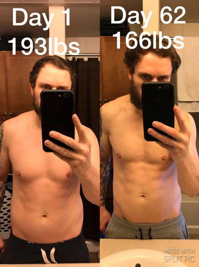 Bajar de peso 100 dias
