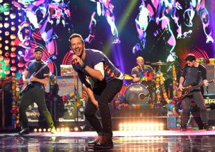 "Coldplay estrena ""All I Can Think About Is You"""