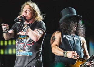 "Guns N' Roses preparan 30 Aniversario de ""Appetite for Destruction"""