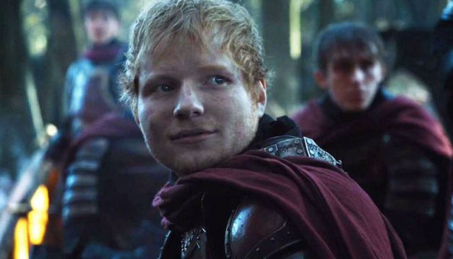 Ed Sheeran sufre de bullying por su cameo en GoT
