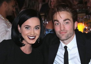 ¿Romance entre Katy Perry y Robert Pattinson?