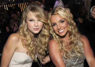 Britney Spears y Taylor Swift unen sus voces