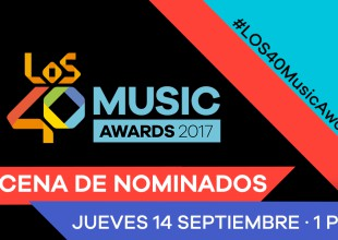 Conoce a los nominados de LOS40 Music Awards