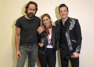 The Killers en entrevista exclusiva para LOS40